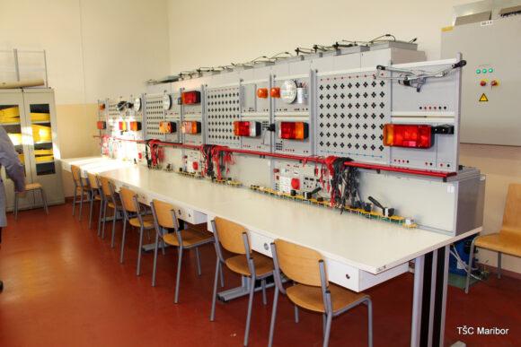 (Slovenian) B007 – delavnica za avtoelektriko in elektroniko