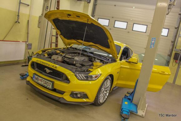 (Slovenian) B015 –delavnica za servisiranje in vzdrževanje motornih vozil