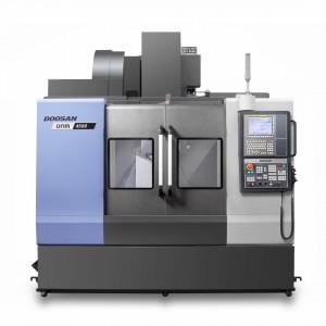 B009 –delavnica za CNC obdelave