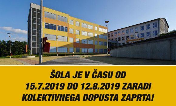 (Slovenian) Kolektivni dopust