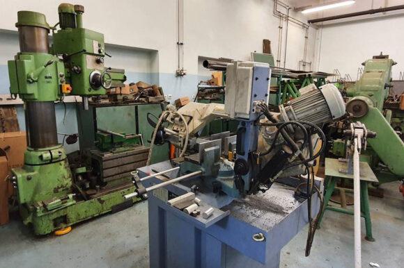 (Slovenian) B009 – delavnica za izdelovalce kovinskih konstrukcij