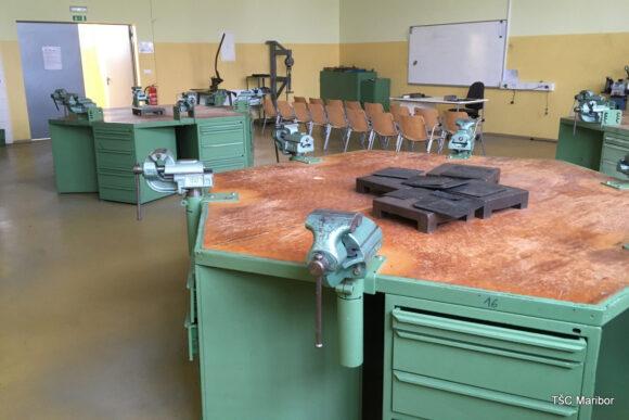 (Slovenian) B106 – delavnica za mehanske obdelave