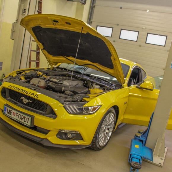 B015 –delavnica za servisiranje in vzdrževanje motornih vozil