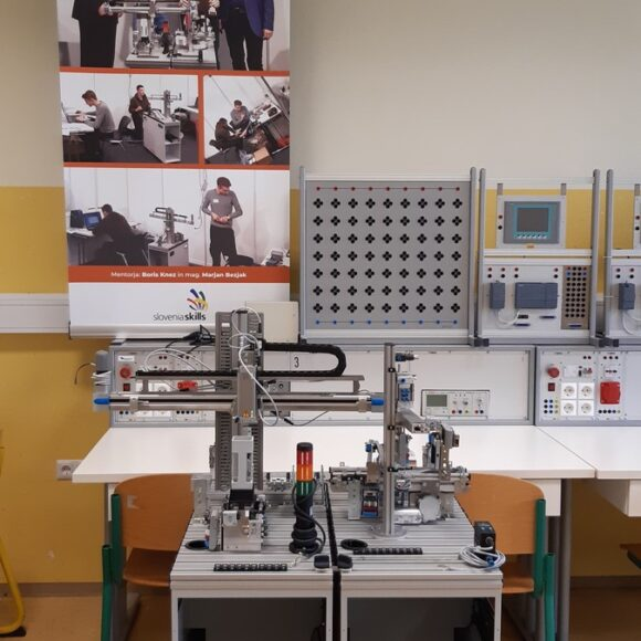 A015 – učilnica elektrotehnike