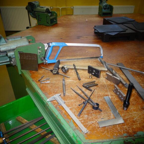 B106 – delavnica za mehanske obdelave